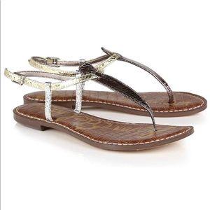 Sam Edelman Gigi Metallic Women's Shoes Size 9.5M